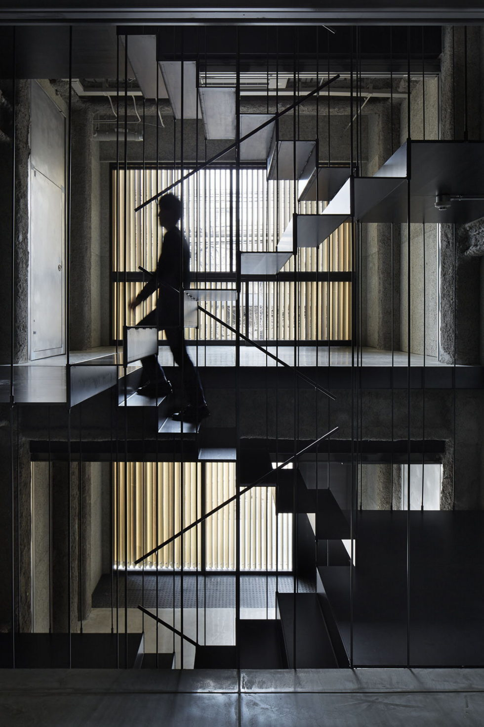 K8 House In Kyoto upon the project of Florian Busch Architects 5