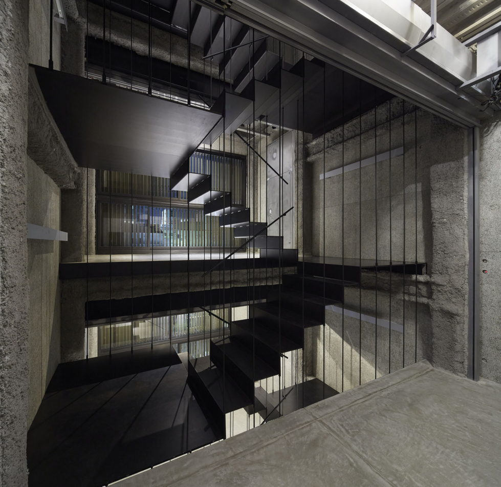 K8 House In Kyoto upon the project of Florian Busch Architects 6