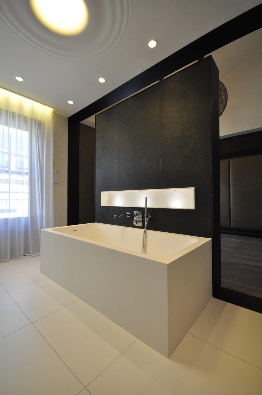 Luxury attic apartment in Paris from the MYSPACEPLANNER bureau 21
