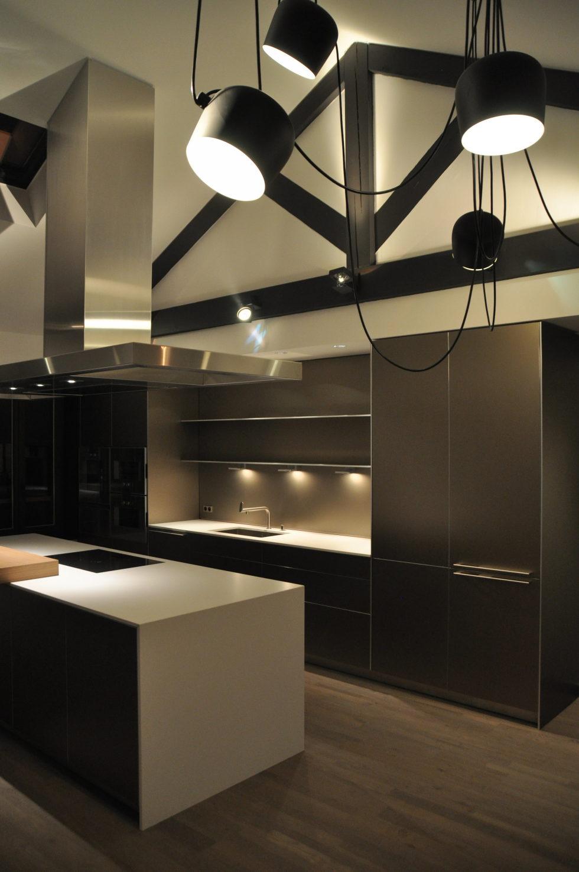 Luxury attic apartment in Paris from the MYSPACEPLANNER bureau 7