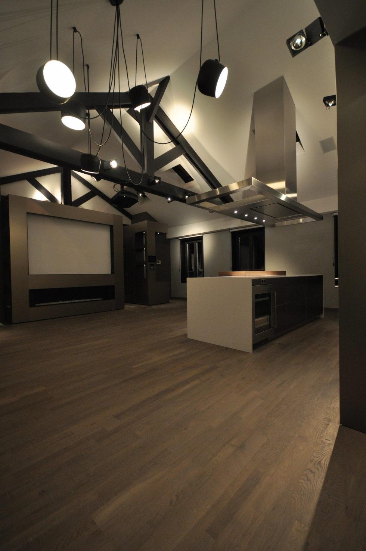 Luxury attic apartment in Paris from the MYSPACEPLANNER bureau 9