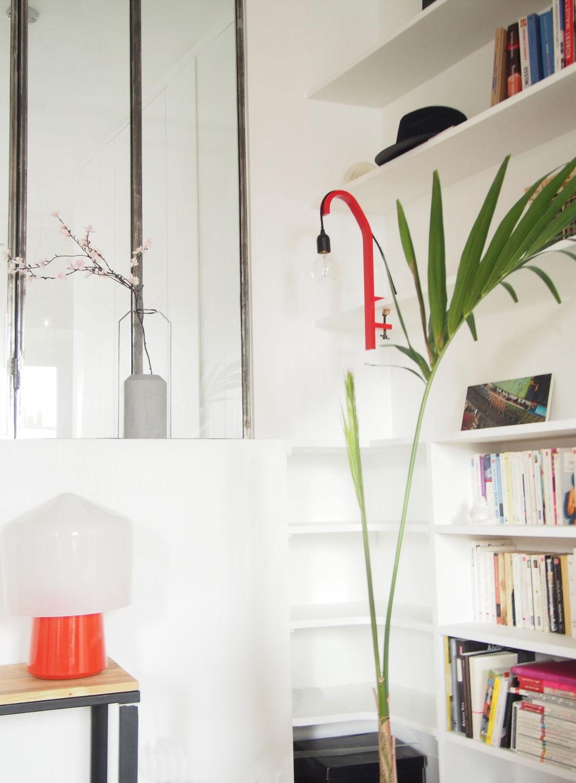 Modern Apartment Instead Of Attic Premises In Paris From Atelier DCCP Architectes 12