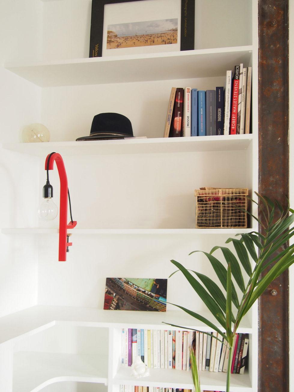 Modern Apartment Instead Of Attic Premises In Paris From Atelier DCCP Architectes 13