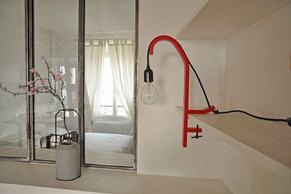 Modern Apartment Instead Of Attic Premises In Paris From Atelier DCCP Architectes 16