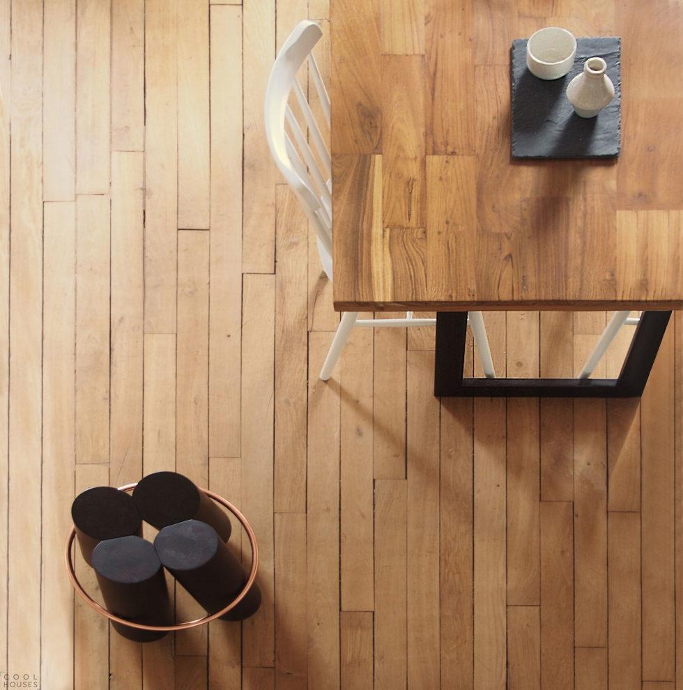 Modern Apartment Instead Of Attic Premises In Paris From Atelier DCCP Architectes 19