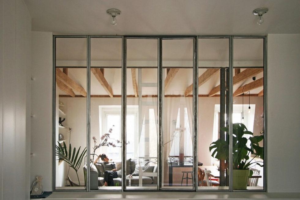Modern Apartment Instead Of Attic Premises In Paris From Atelier DCCP Architectes 32
