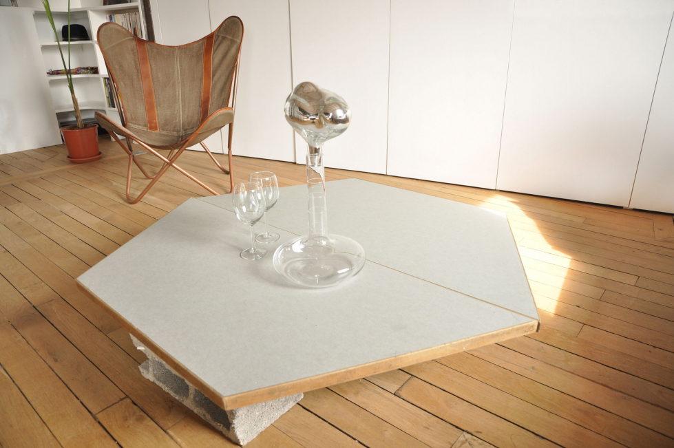 Modern Apartment Instead Of Attic Premises In Paris From Atelier DCCP Architectes 4