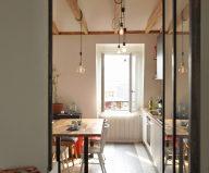 Modern Apartment Instead Of Attic Premises In Paris From Atelier DCCP Architectes