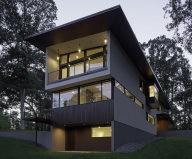 Modern house Clark Court by In Situ Studio