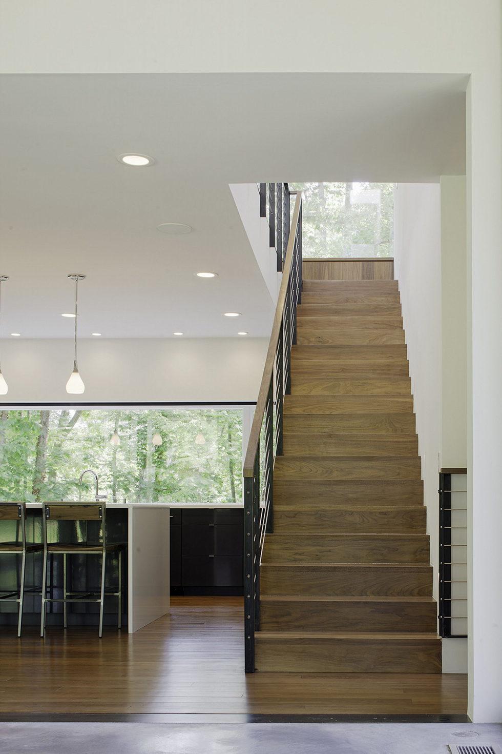 Modern house Clark Court by In Situ Studio 11