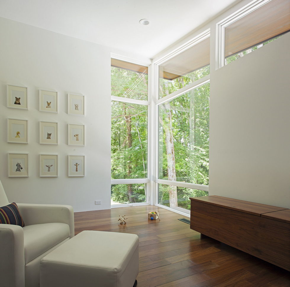 Modern house Clark Court by In Situ Studio 13