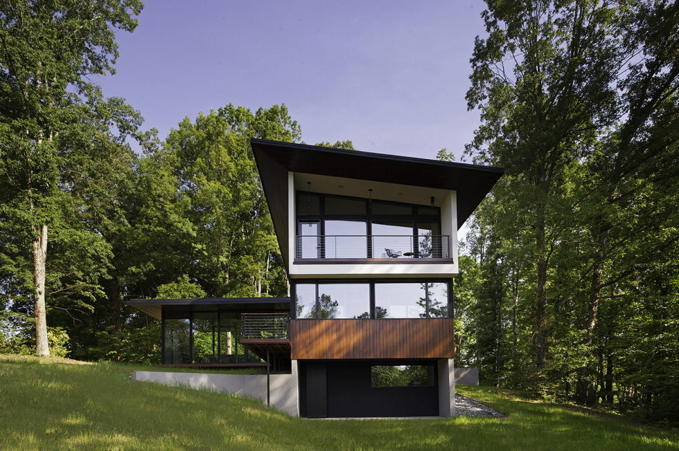 Modern house Clark Court by In Situ Studio 2