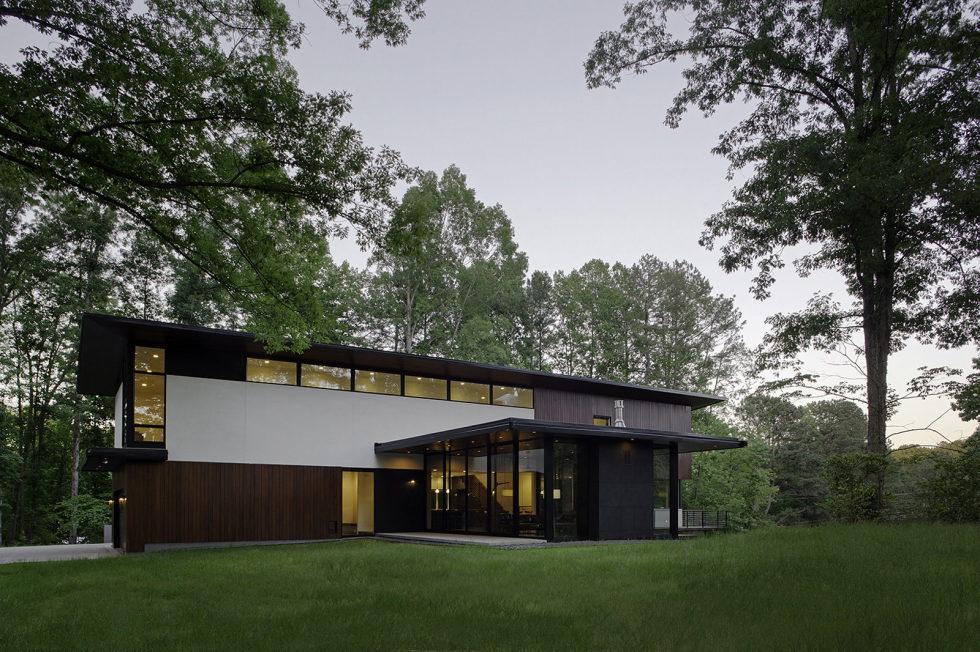 Modern house Clark Court by In Situ Studio 5