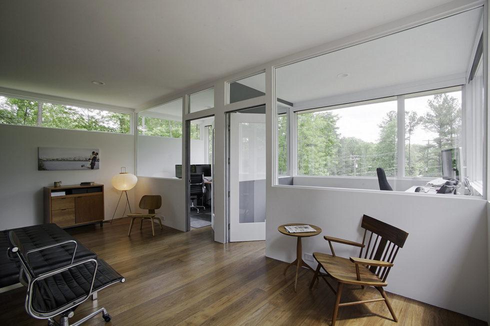 Modern house Clark Court by In Situ Studio 9