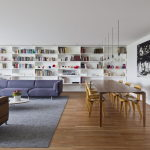 Modernization Of Apartments In Sao Paulo Upon The Project Of Couto Arquitetura Bureau