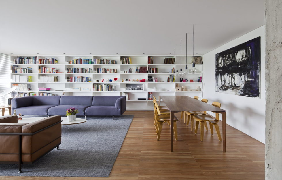 Modernization Of Apartments In Sao Paulo Upon The Project Of Couto Arquitetura Bureau 1
