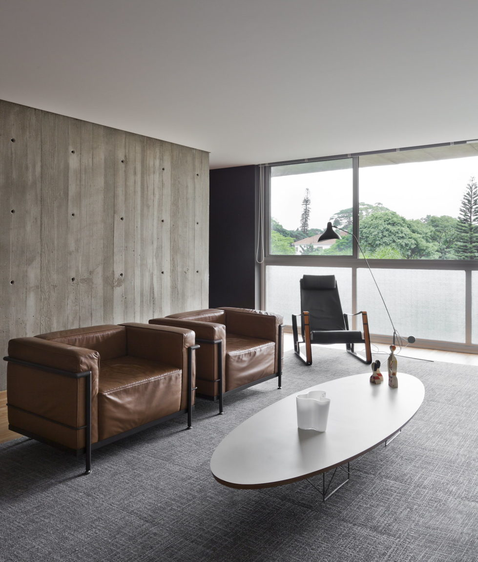 Modernization Of Apartments In Sao Paulo Upon The Project Of Couto Arquitetura Bureau 10