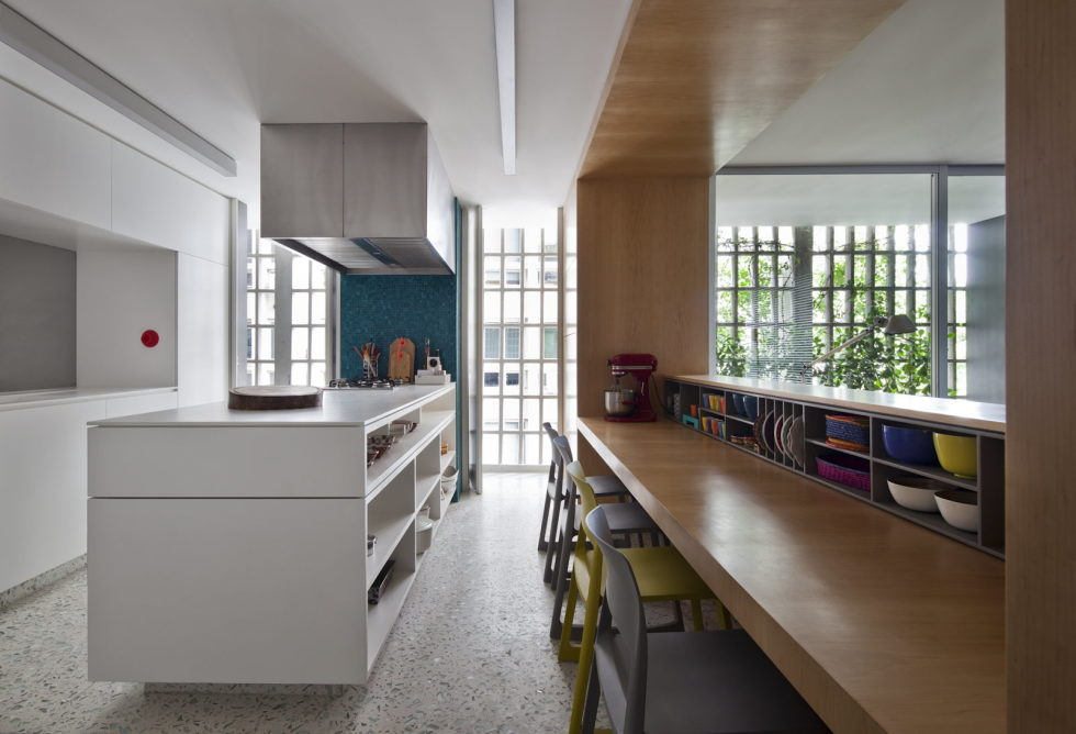 Modernization Of Apartments In Sao Paulo Upon The Project Of Couto Arquitetura Bureau 12
