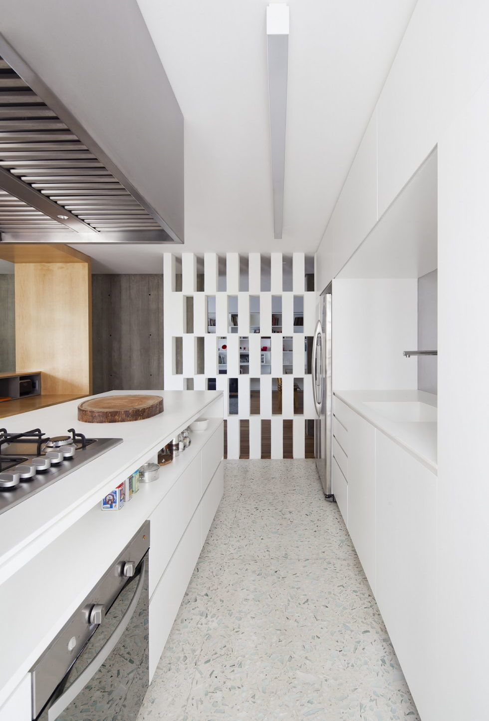 Modernization Of Apartments In Sao Paulo Upon The Project Of Couto Arquitetura Bureau 13