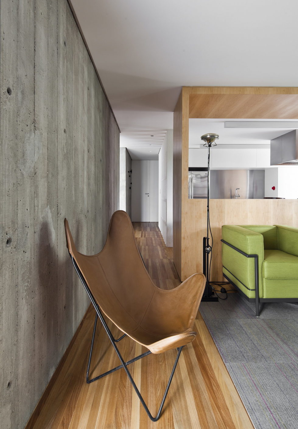 Modernization Of Apartments In Sao Paulo Upon The Project Of Couto Arquitetura Bureau 18