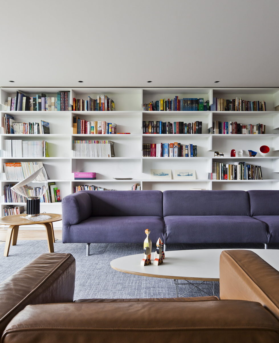 Modernization Of Apartments In Sao Paulo Upon The Project Of Couto Arquitetura Bureau 2