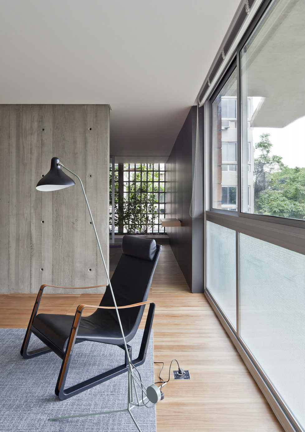 Modernization Of Apartments In Sao Paulo Upon The Project Of Couto Arquitetura Bureau 22