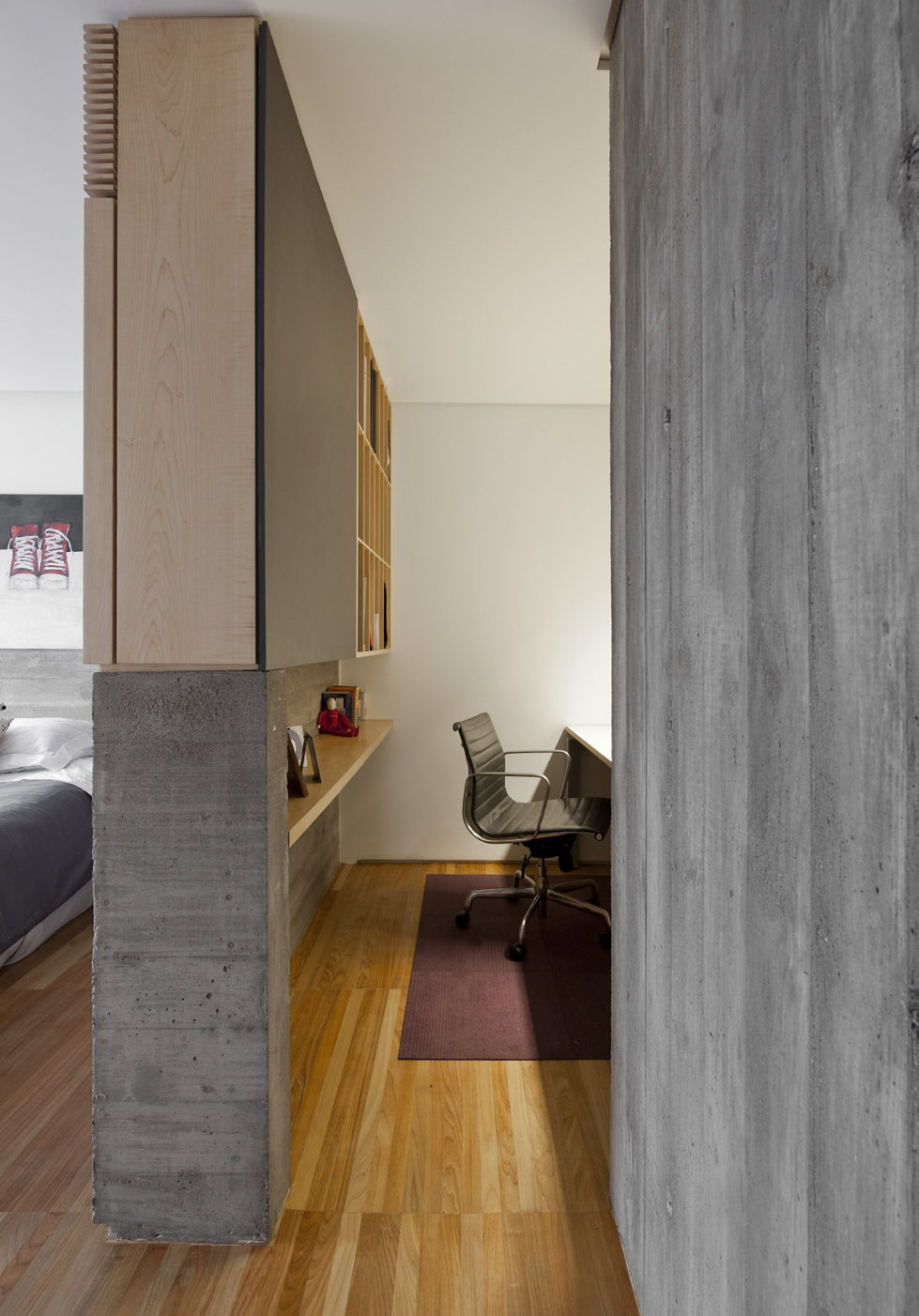 Modernization Of Apartments In Sao Paulo Upon The Project Of Couto Arquitetura Bureau 24