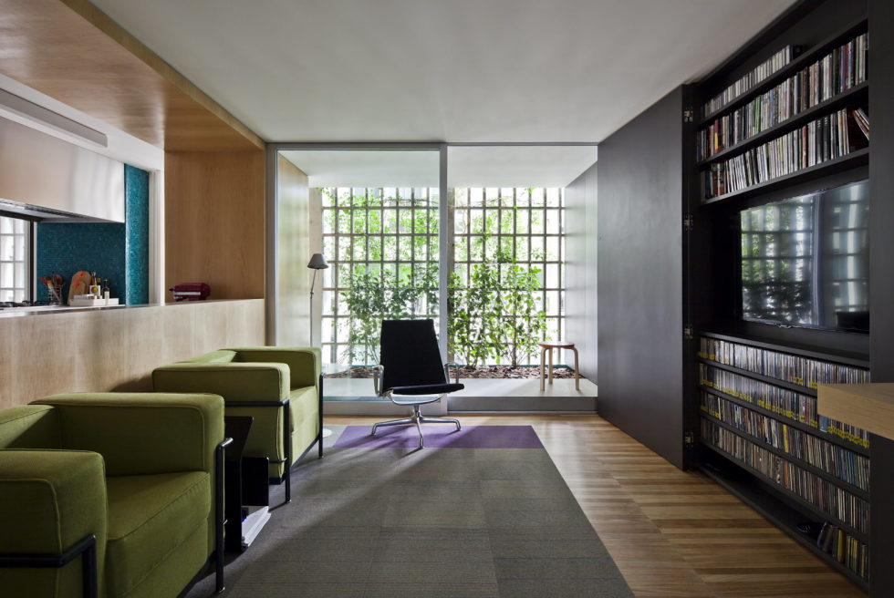 Modernization Of Apartments In Sao Paulo Upon The Project Of Couto Arquitetura Bureau 5