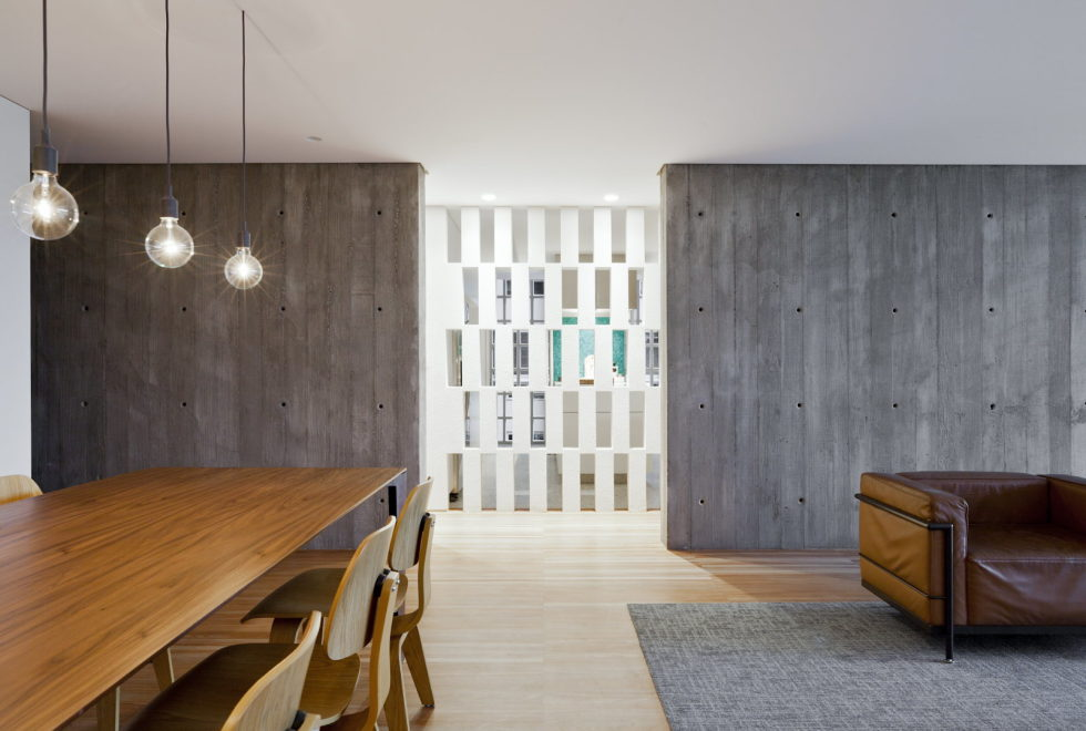 Modernization Of Apartments In Sao Paulo Upon The Project Of Couto Arquitetura Bureau 8