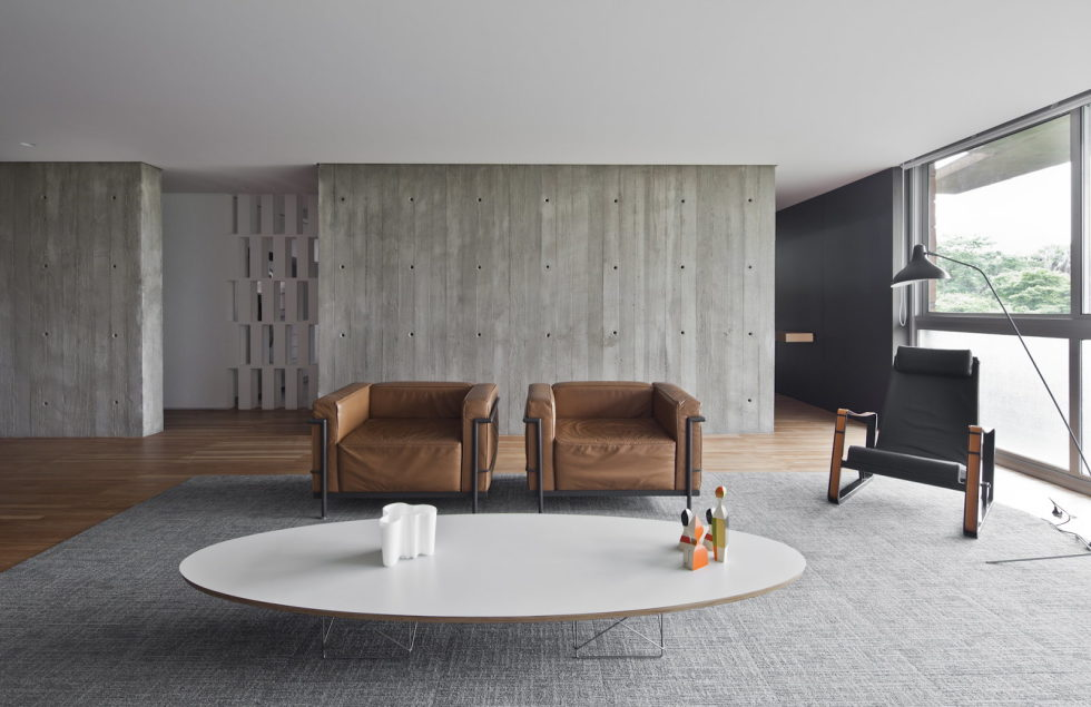 Modernization Of Apartments In Sao Paulo Upon The Project Of Couto Arquitetura Bureau 9