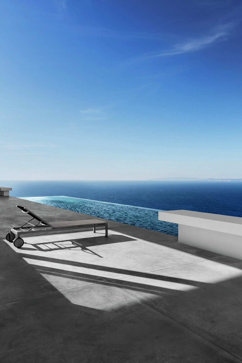 Silver House In Greece Upon The Project Of Dwek Architects Studio 11