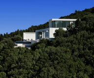 Silver House In Greece Upon The Project Of Dwek Architects Studio