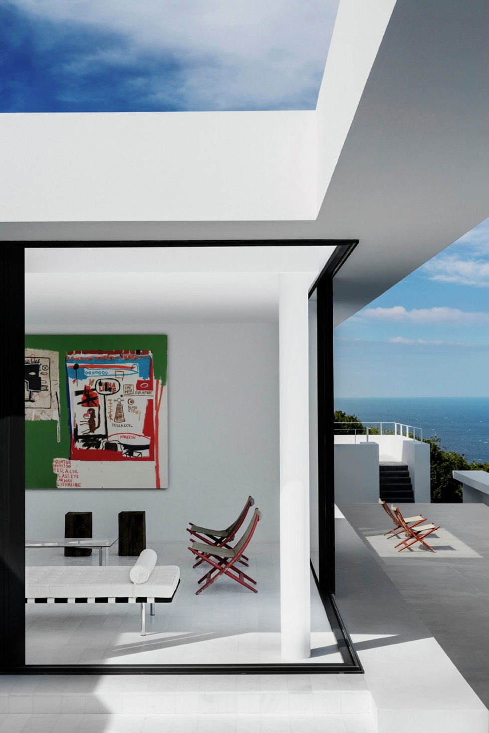 Silver House In Greece Upon The Project Of Dwek Architects Studio 6