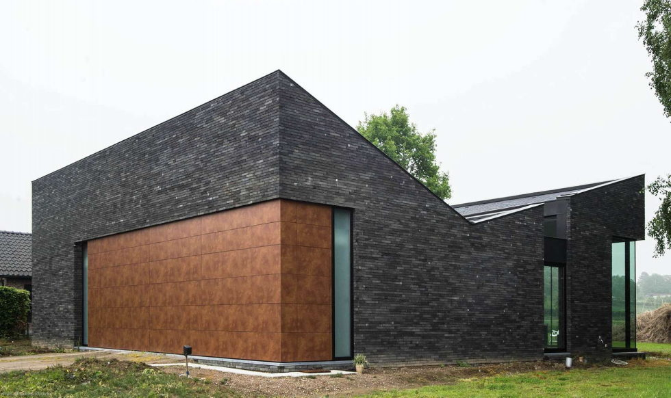The House From Blanco Architecten In Belgium 1