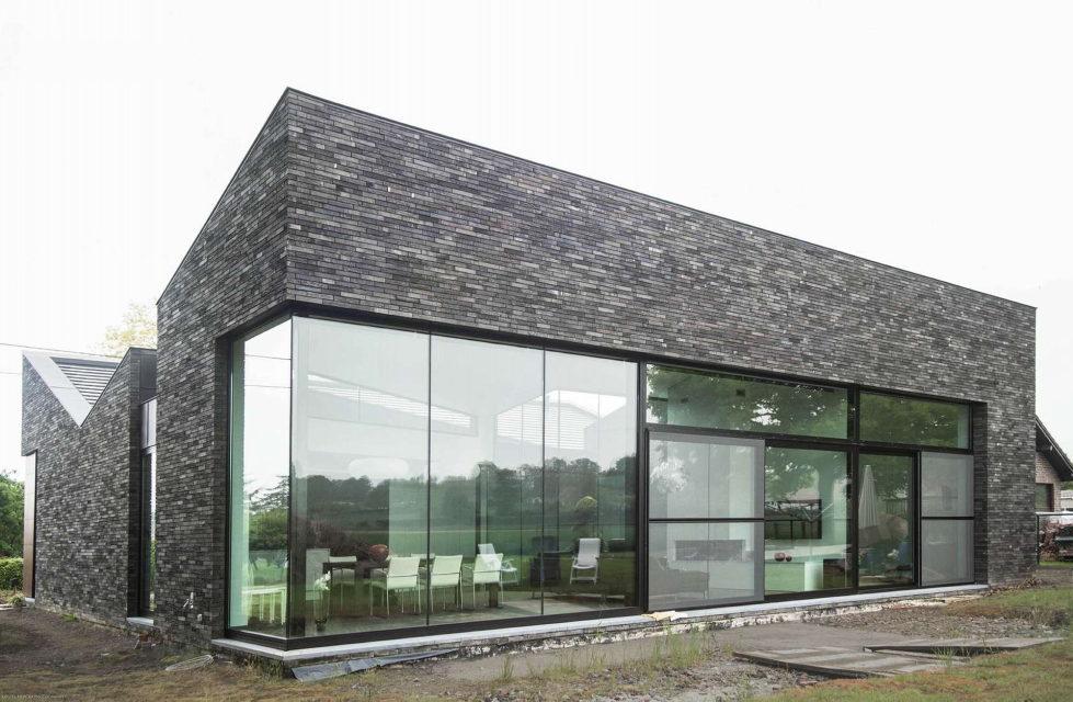 The House From Blanco Architecten In Belgium 2