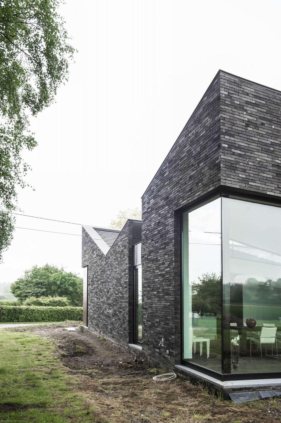 The House From Blanco Architecten In Belgium 3