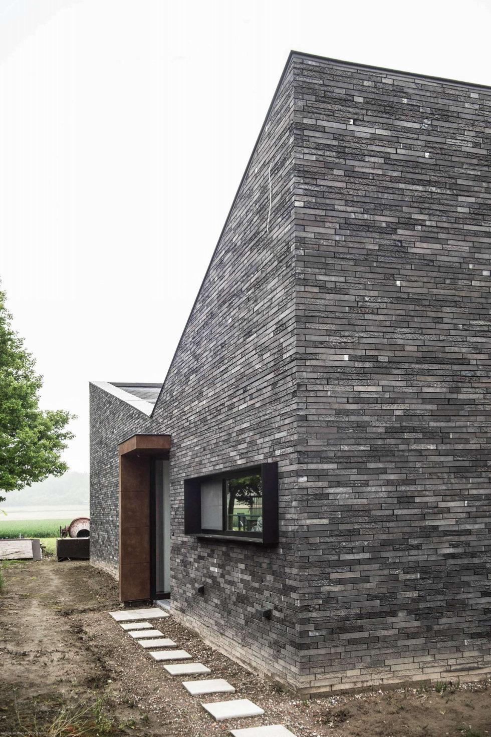 The House From Blanco Architecten In Belgium 4