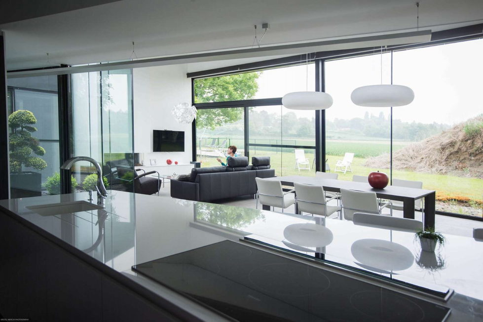 The House From Blanco Architecten In Belgium 9