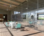 The House Made Of Aluminum Trailer In Texas From Andrew Hinman Architecture