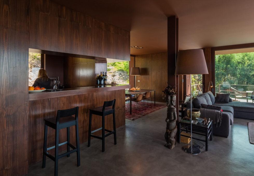 The country residence Casa de Seixas Portugal from Castro Calapez Arquitectos studio 16