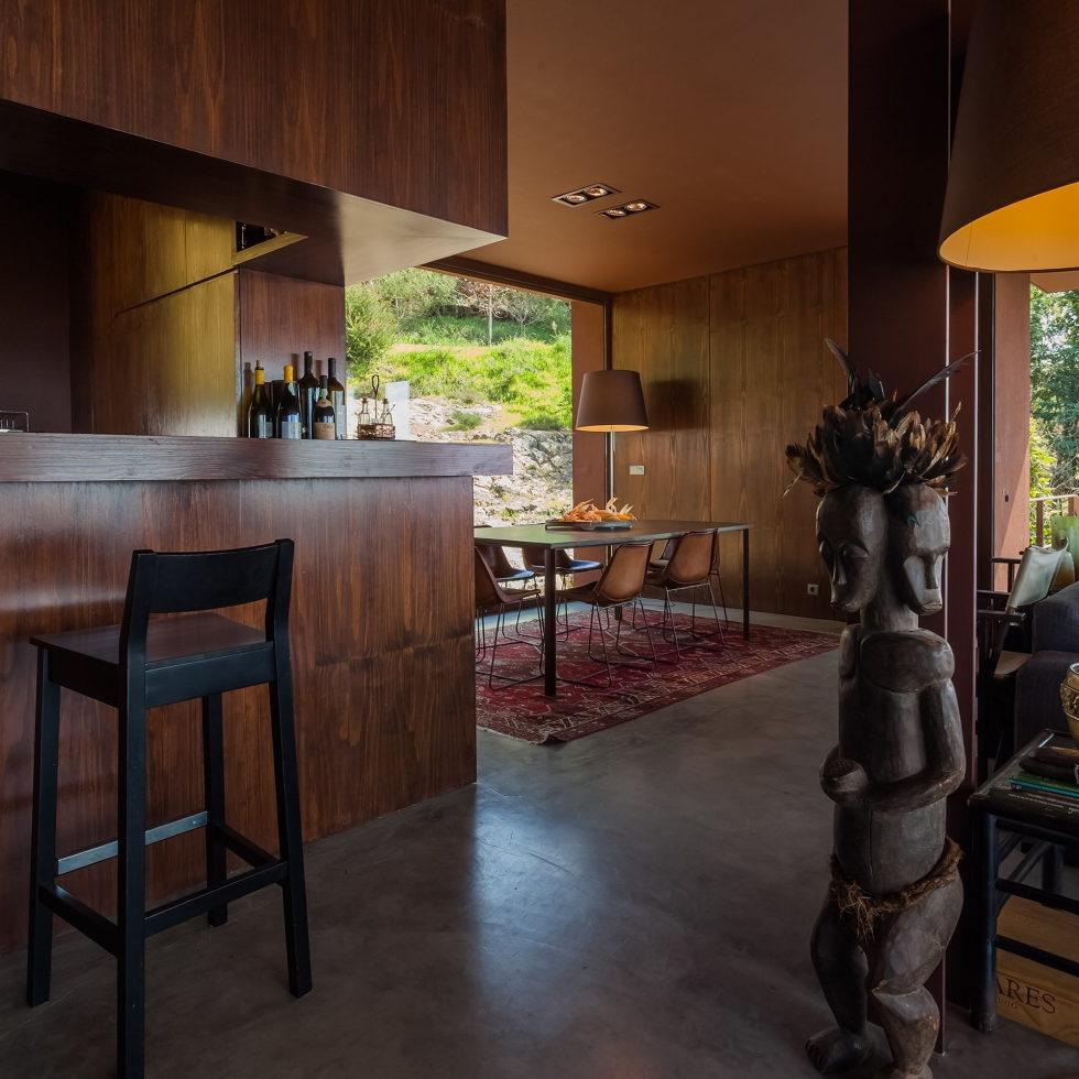 The country residence Casa de Seixas Portugal from Castro Calapez Arquitectos studio 17