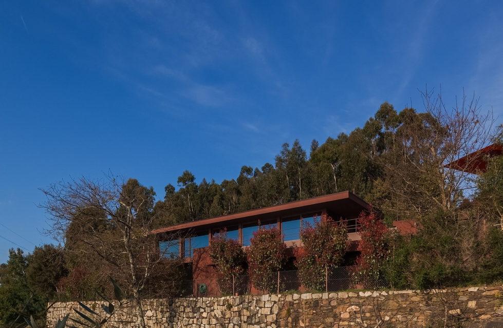 The country residence Casa de Seixas Portugal from Castro Calapez Arquitectos studio 37
