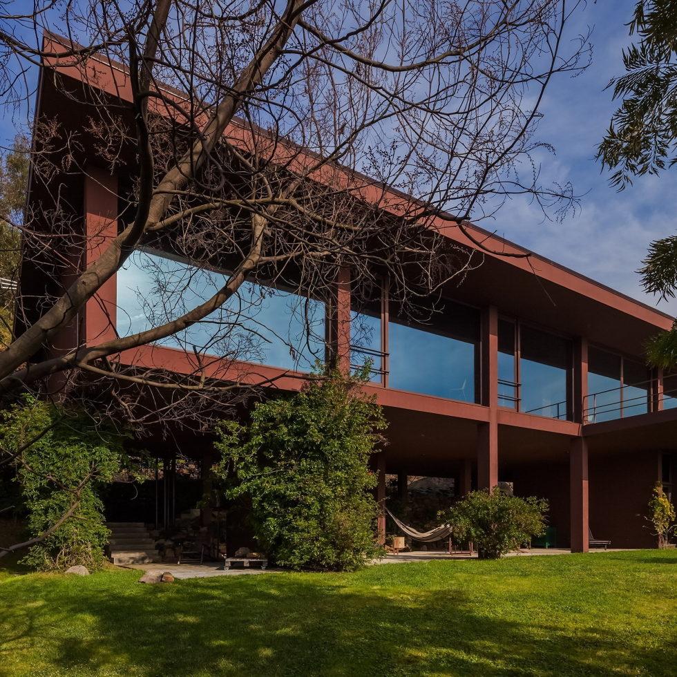 The country residence Casa de Seixas Portugal from Castro Calapez Arquitectos studio 9