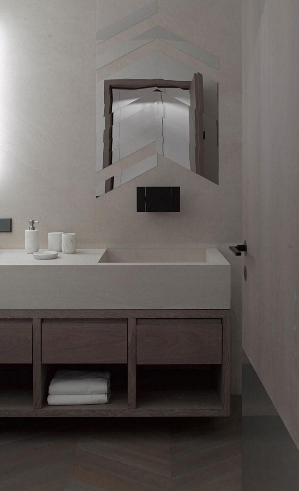 The mansard apartment in loft style in Vienna from Bernd Gruber studio 18