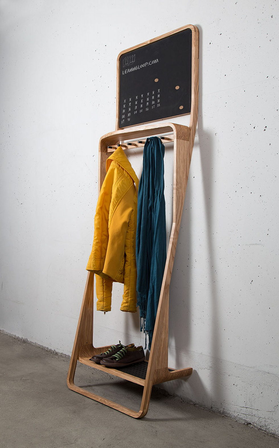 The organizer Leaning Loop for clothes, shoes and small things 2