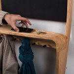The organizer Leaning Loop for clothes, shoes and small things