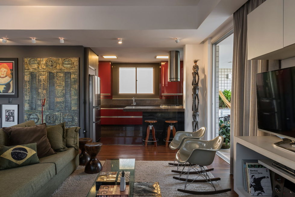 Top House Penthouse Upon The Project Of Celeno Ivanovo In Brazil 8