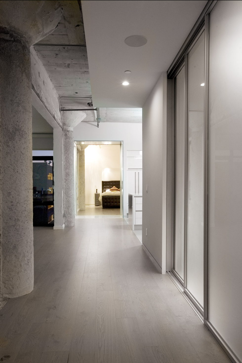 Twin Loft Apartment In Los Angeles Upon The Project Of CHACOL Studio 10