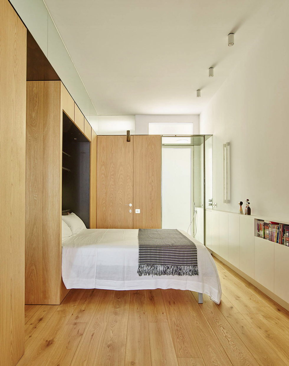 AB House 19th-century Barcelona apartment by Built Architecture 13
