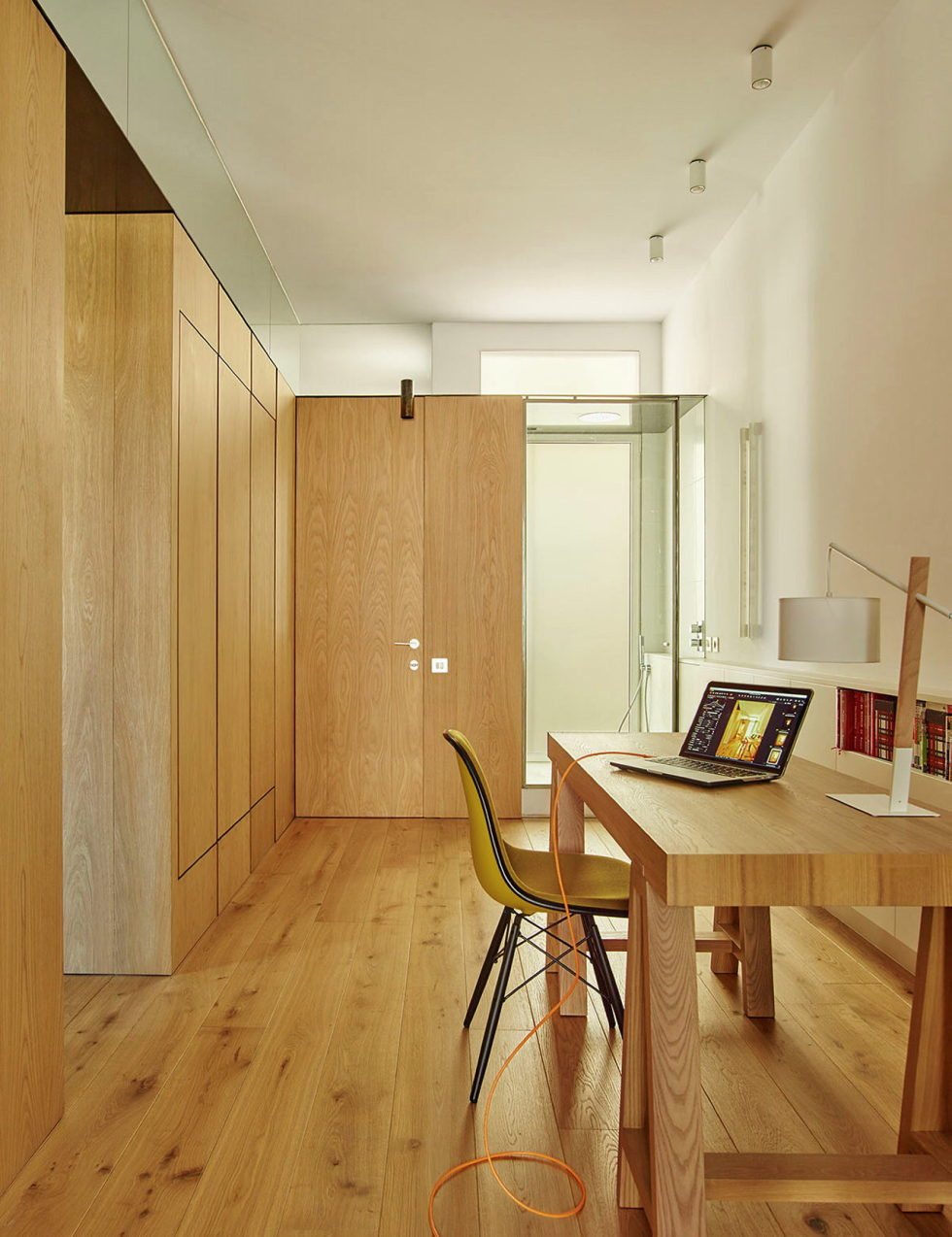AB House 19th-century Barcelona apartment by Built Architecture 4